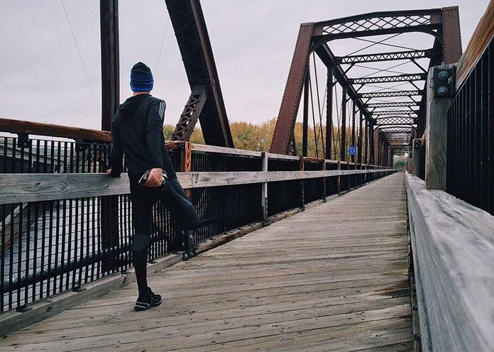 Bieganie w męskim stylu
